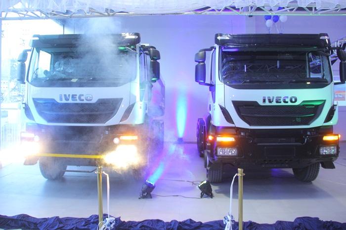 IVECO inaugure son NOUVEAU showroom et centre de services à Nairobi