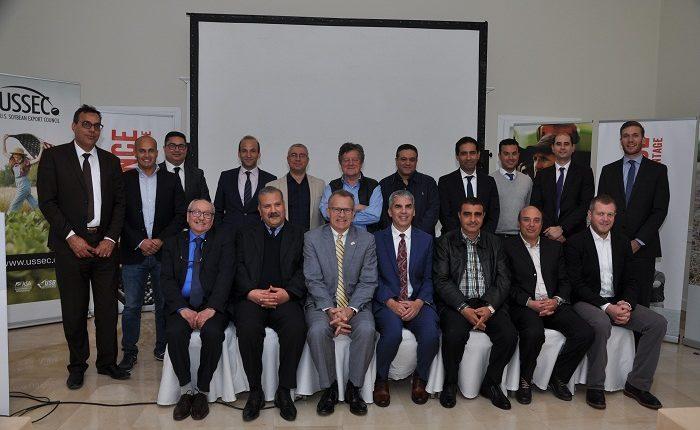 Des producteurs de soja américains en visite à Tunis
