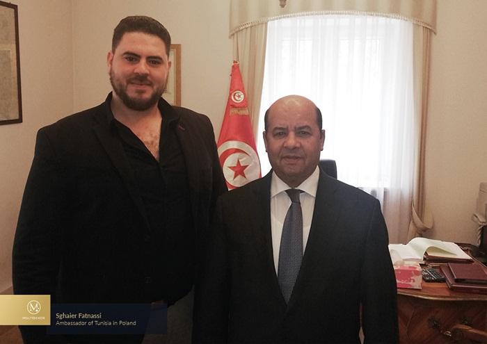 Success Story:Seifeddine Abbassi, le Tunisien qui brille en Pologne