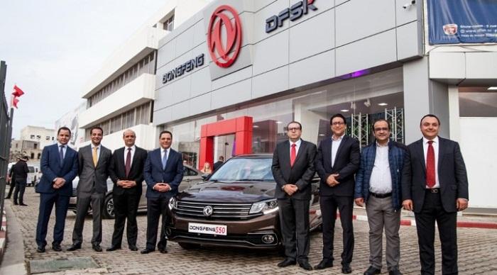 DONGFENG S50, la nouvelle voiture particulière montée en Tunisie