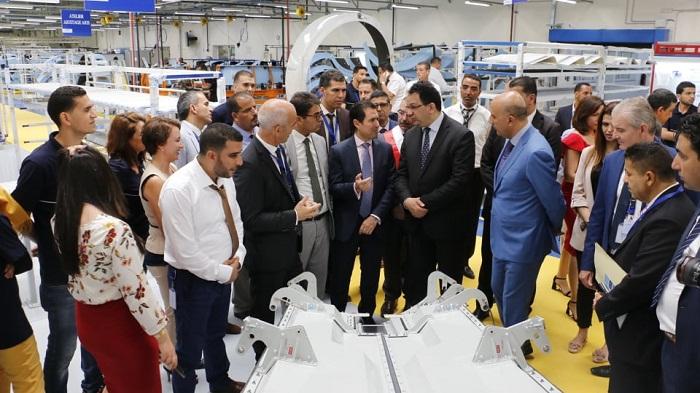 Corse Composites Aéronautiques renforce sa présence industrielle en Tunisie