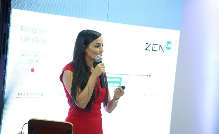 Premier Demo Day de ZEN LAB : Présentation de l'évolution des projets des jeunes entrepreneurs