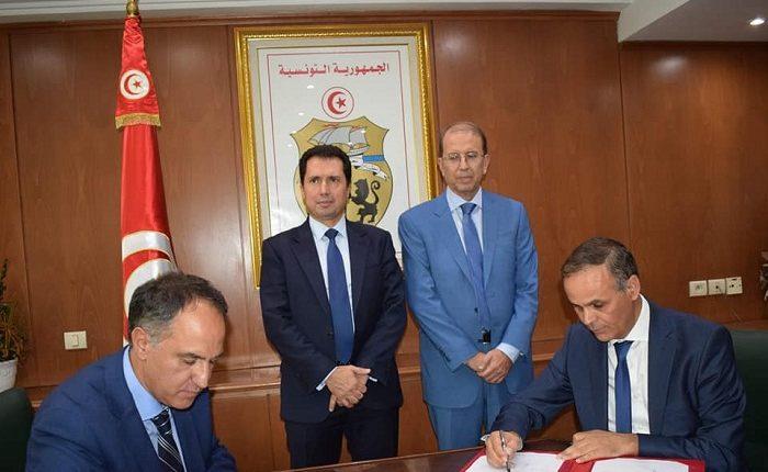 Signature du contrat relatif à l'élaboration de la stratégie industrielle et d'innovation à l'horizon 2035
