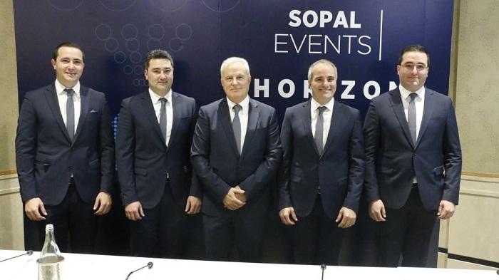 SOPAL se repositionne et change d'identité visuelle