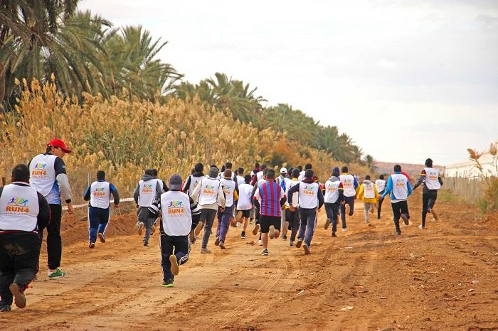 SANLUCAR soutient le sport pour tous en TUNISIE