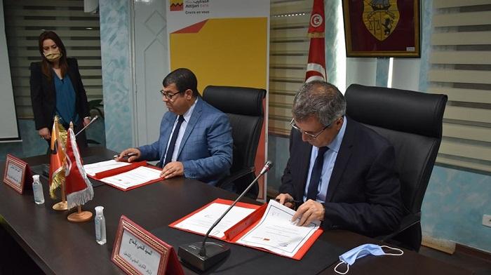 Signature d'un accord-cadre de coopération entre le ministère de la Formation professionnelle et de l'Emploi et Attijari Bank