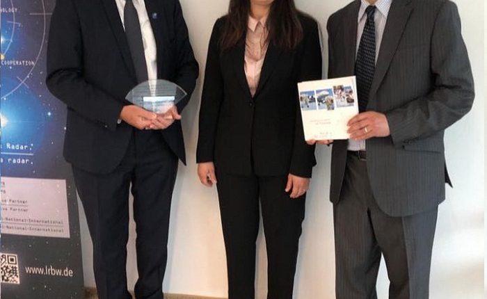 Coopération entre le Cluster LR BW –GITAS et la FIPA : Edition de l'Atlas des compétences aérospatiales en Tunisie en trois langues