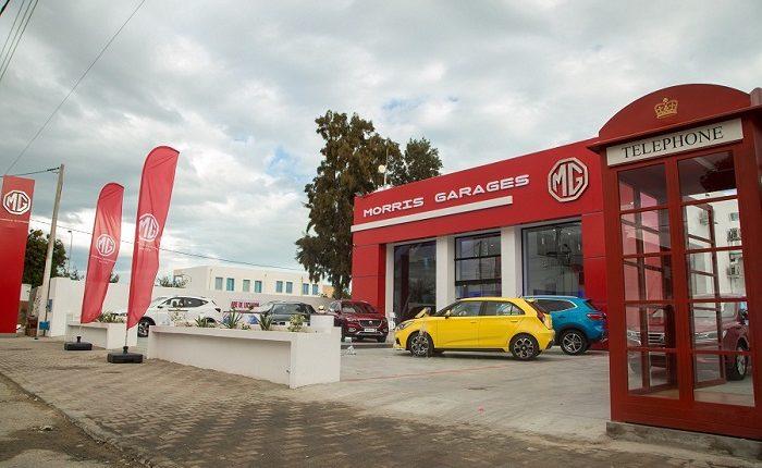 MG Motors inaugure une nouvelle succursale à Sfax