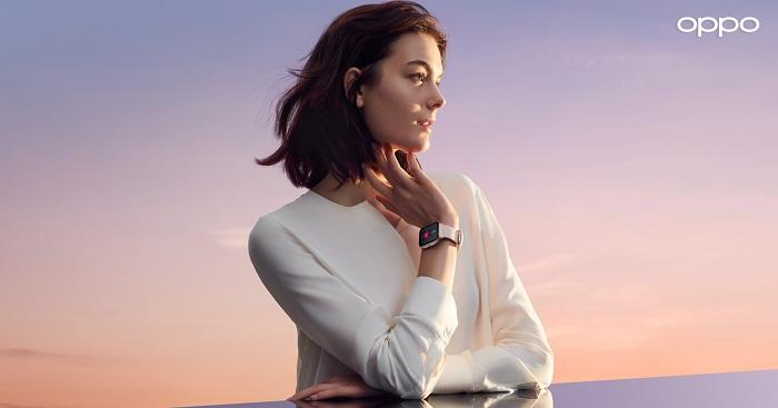 OPPO Watch : une montre connectée, élégante et polyvalente fonctionnant avec Google Wear OS