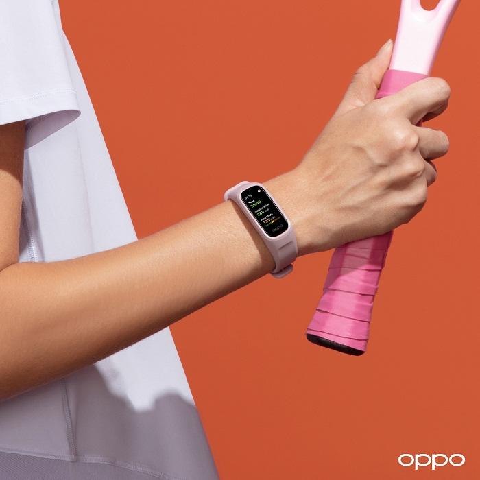 OPPO Band : un nouveau bracelet connecté, disponible en Tunisie